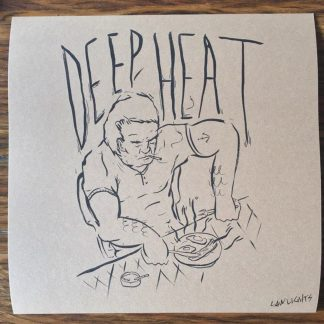 "Deep Heat - Low Lights 12"" EP"