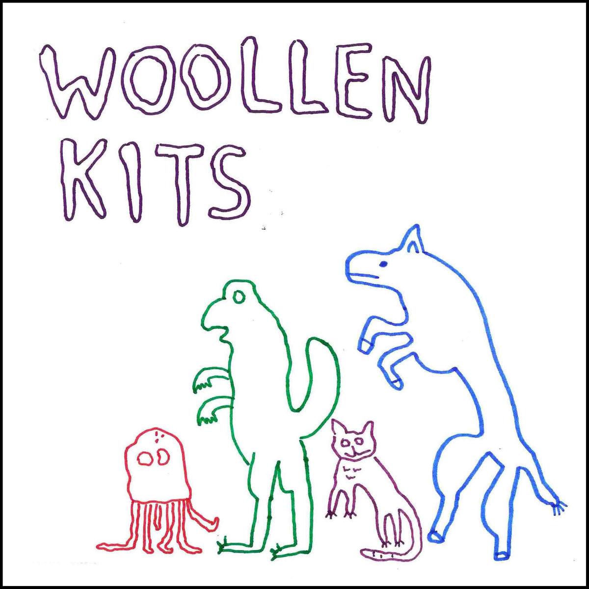 Woollen Kits - Maths / Out Of Town 7\