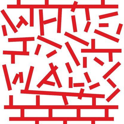 """White Walls - Summit b/w Temporary Fix 7"""""""