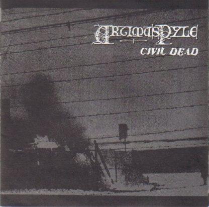 Artimus Pyle - Civil Dead EP